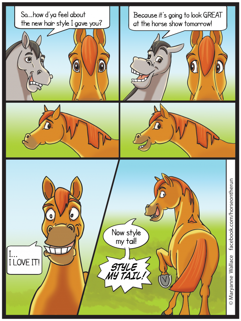 Horse Stylin'