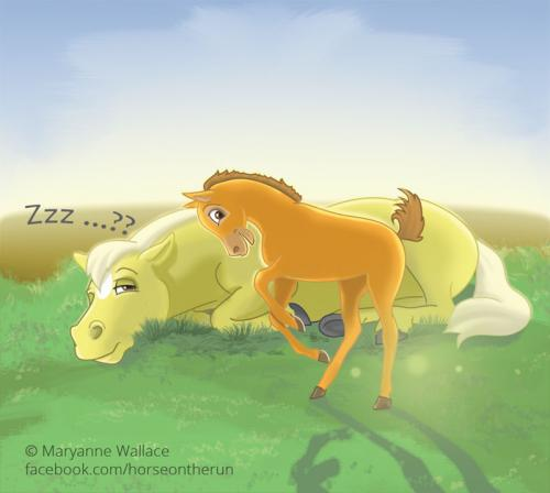 king-and-foal-small