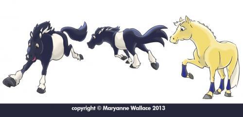 sporty-ponies